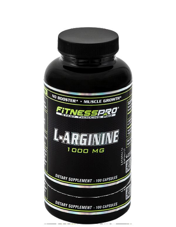 L-ARGININE 1000MG (100 Capsules)