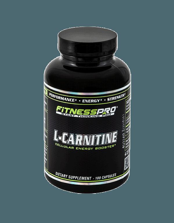L-CARNITINE (100 Capsules)