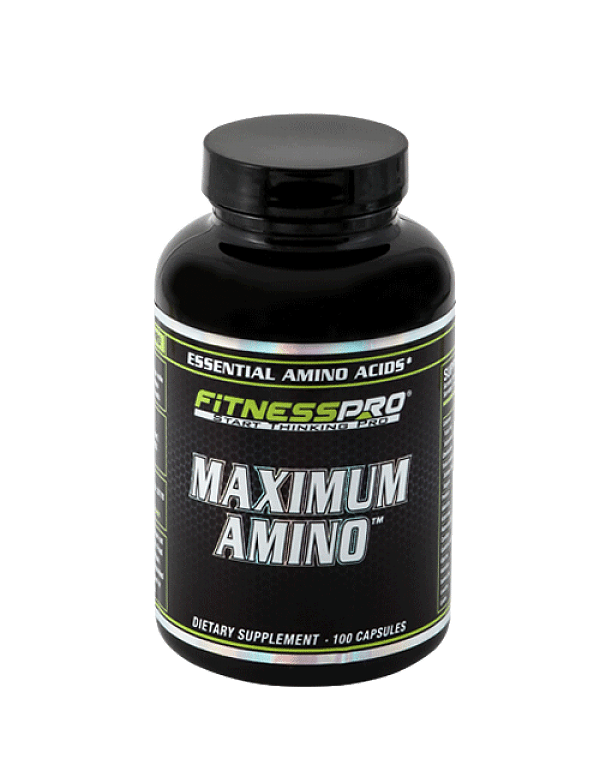 MAXIMUM AMINO (100 Capsules)