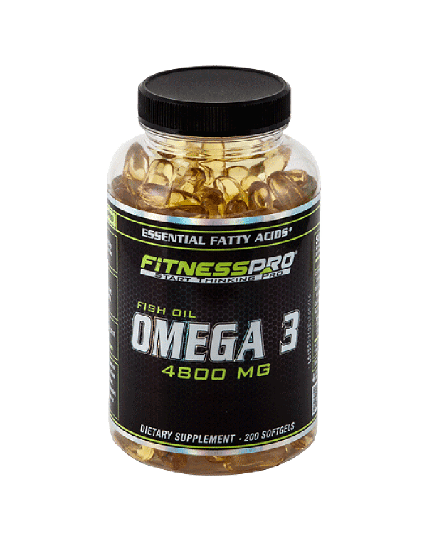 OMEGA 3 4800MG (200 Softgels)