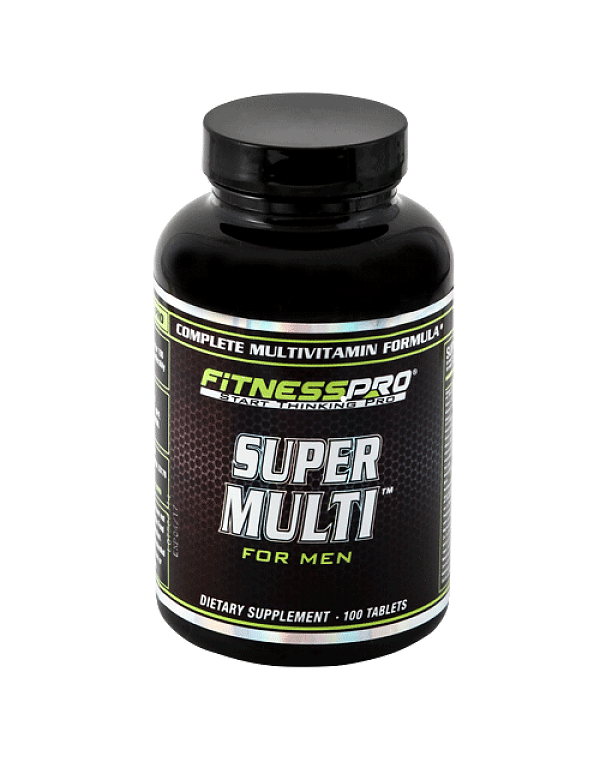 SUPER MULTI For Men (100 Tablets)