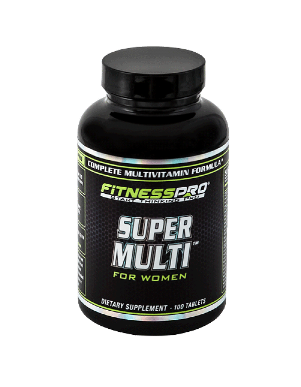 SUPER MULTI For Women (100 Tablets)